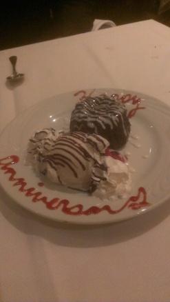 Fogo Dessert