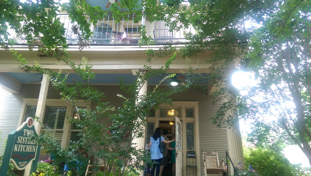 Jackson, Mississippi Food Diaries: Two Sisters Kitchen ...