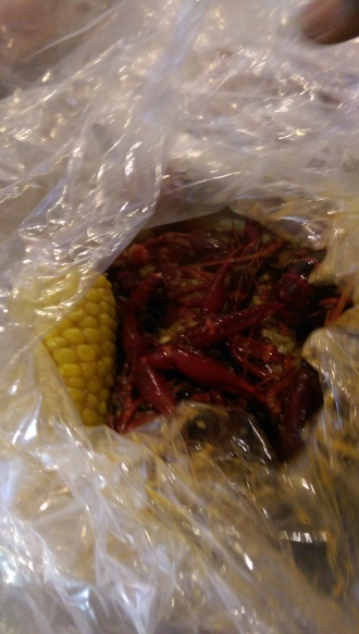 Crawfish Bag
