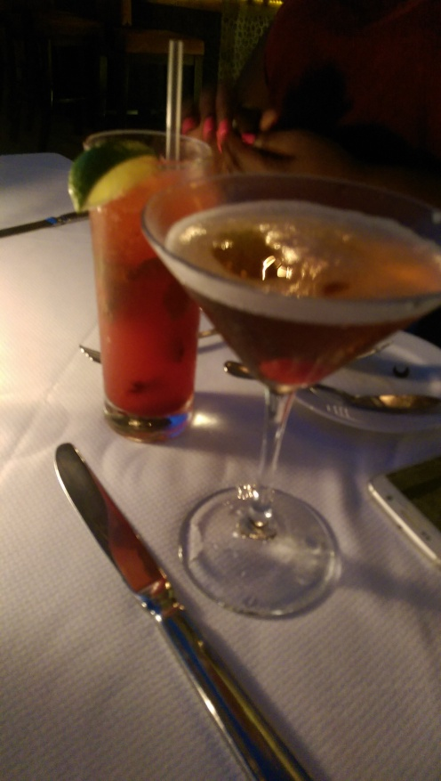 The terrible Manhattan and the Strawberry Mojito