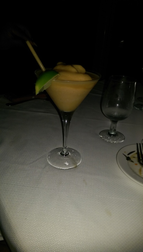 Mango Margarita done right