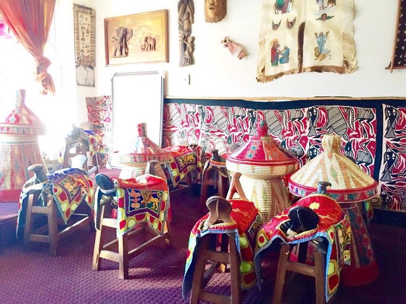 La Dining Adventures 3 Merkato Ethiopian Restaurant And